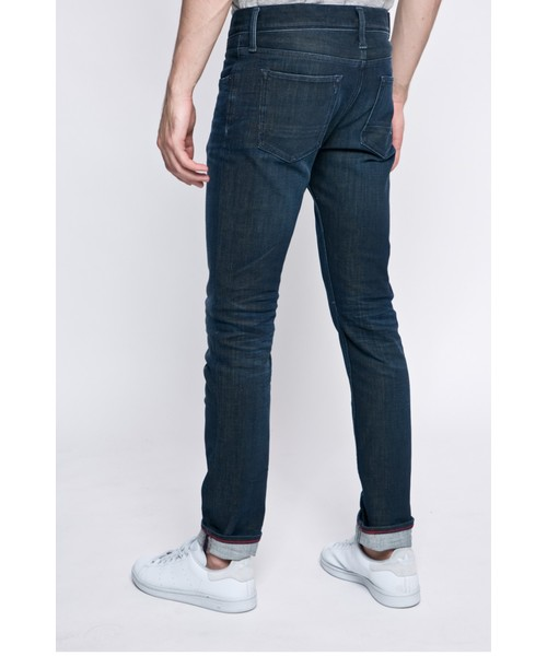 da72b50273b14 Spodnie męskie Tommy Hilfiger - Jeansy MW0MW03350