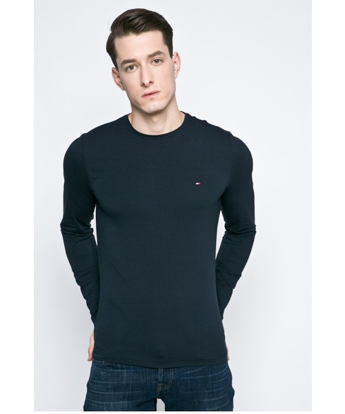 e56a76cca0608 T-shirt - koszulka męska Tommy Hilfiger - Longsleeve MW0MW02964
