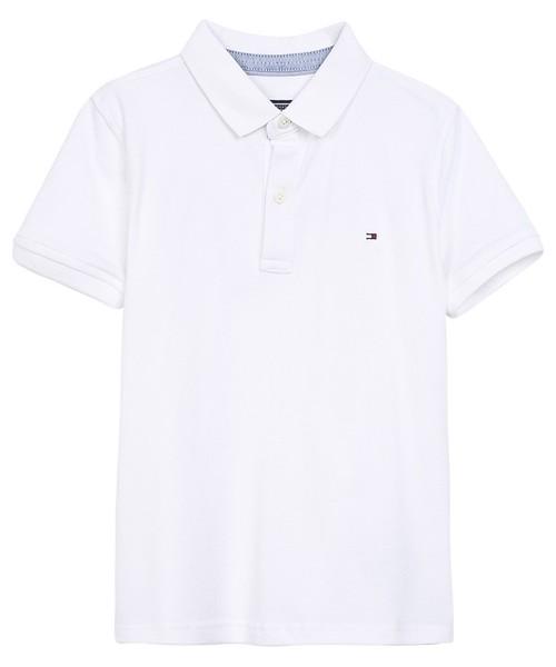 18e6c42ad409e Koszulka Tommy Hilfiger - Polo dziecięce 122-176 cm KB0KB03646