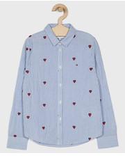 7aba06d8563c9 Bluzka - Koszula dziecięca 128-176 cm KG0KG04253 - Answear.com Tommy  Hilfiger
