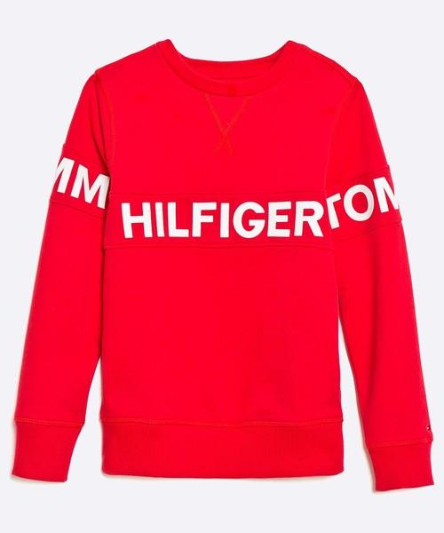 a69b64922469f Bluza Tommy Hilfiger - Bluza dziecięca 128-176 cm KB0KB03382