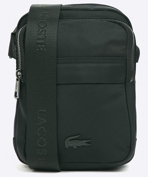 nowy autentyczny Cena fabryczna dobra tekstura torba męska Lacoste - Saszetka NH2197PT