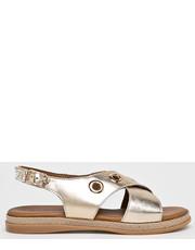 1d5d52bb3c774 Sandały - Sandały 4841.69.950 - Answear.com Badura