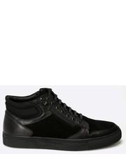 Półbuty męskie - Buty D151429.50A.black - Answear.com Bayla