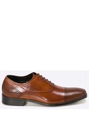 Półbuty męskie - Półbuty AT1328.1.brown - Answear.com Bayla