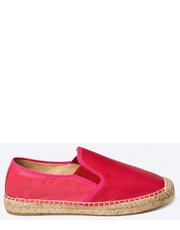 Espadryle - Espadryle 1537B.BLOOD.01 - Answear.com Buffalo