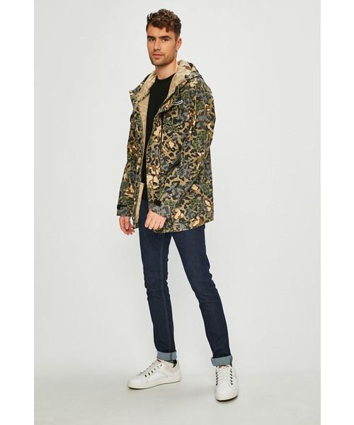 dobra jakość sekcja specjalna jakość wykonania kurtka męska Converse - Kurtka 10007254.A01