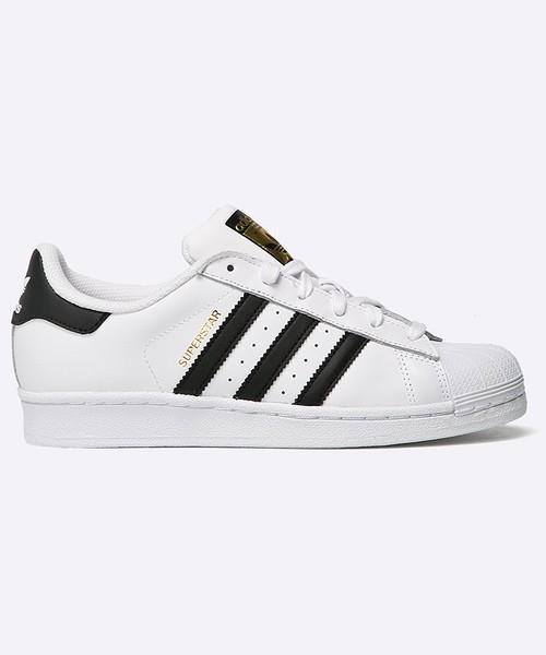 sportowe buty dziecięce Adidas Originals adidas Originals Buty dziecięce Superstar J C77154.