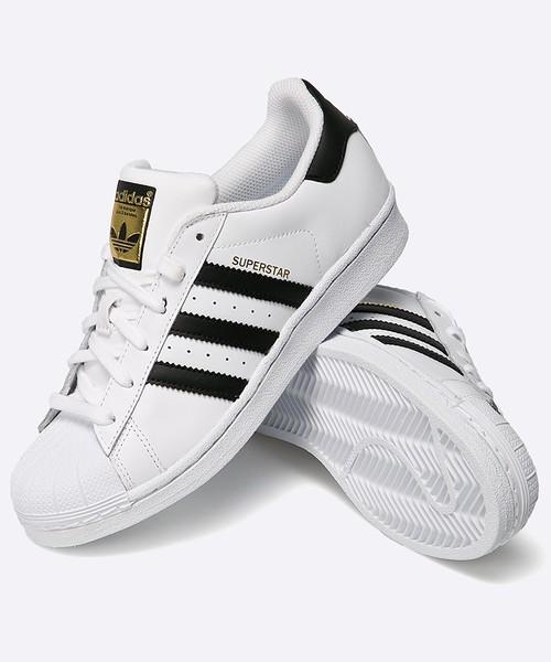 newest afe18 63f4d sportowe buty dziecięce Adidas Originals adidas Originals - Buty dziecięce  Superstar J C77154.