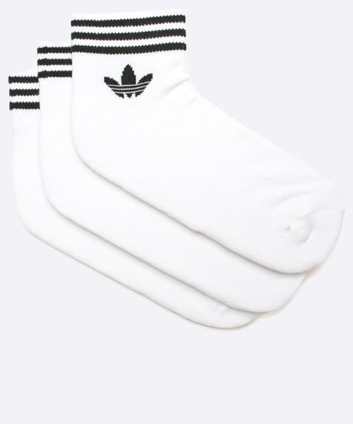 4b1121b7091ef skarpety damskie Adidas Originals adidas Originals - Skarpetki (3-Pack)  AZ6288