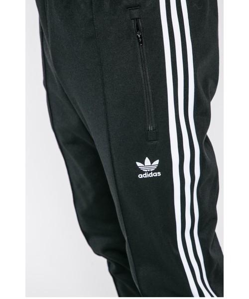 Spodnie męskie adidas Originals Beckenbauer CW1269 | CZARNY