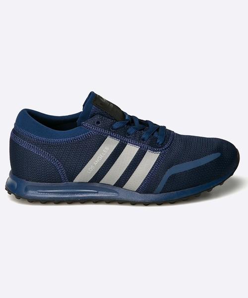Buty męskie sneakersy adidas Originals Los Angeles BB1128 GRANATOWY