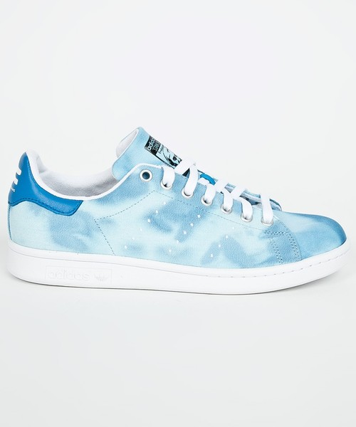 buty sportowe Adidas Originals adidas Originals Buty Pharrell Williams Hu Holi Stan Smith AC7045