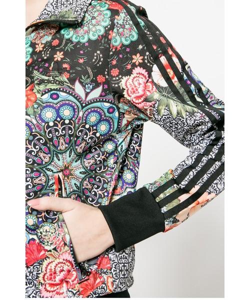 adidas bluza kwiatki