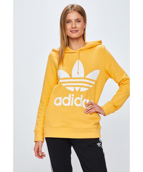 bluza adidas originals trefoil hoody