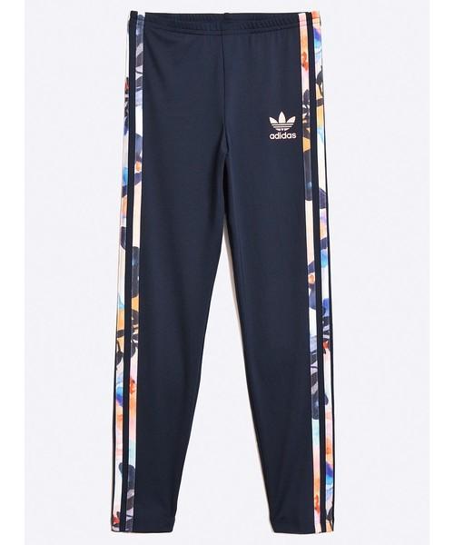 spodnie Adidas Originals adidas Originals Legginsy dziecięce 116 152 cm BJ8554