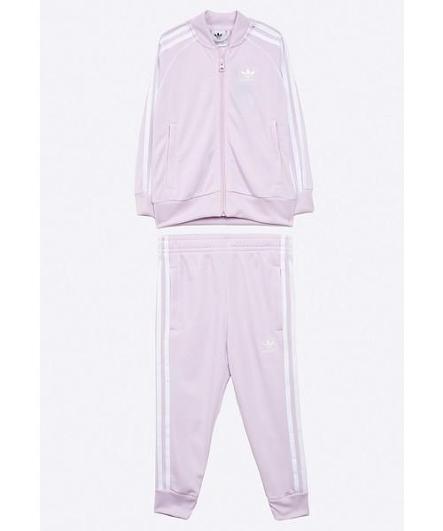 c5784389a dres Adidas Originals adidas Originals - Komplet dresowy dziecięcy 104-128  cm CD8441