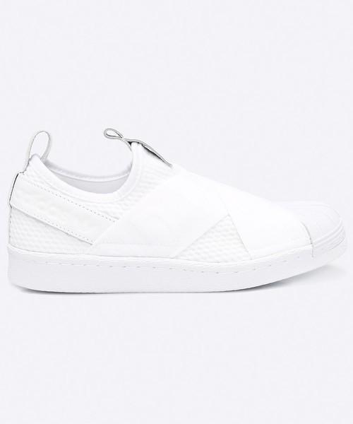 półbuty Adidas Originals adidas Originals - Buty Superstar Slipon CQ2381 a8007395863c