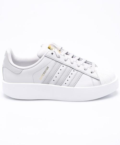 półbuty Adidas Originals adidas Originals Buty Superstar Bold CQ2824