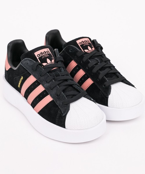półbuty Adidas Originals adidas Originals Buty SUPERSTAR BOLD CQ2826