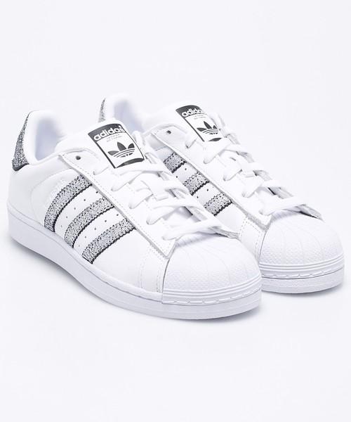 półbuty Adidas Originals adidas Originals Buty Superstar W CG5455