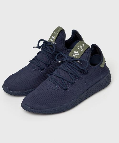 półbuty Adidas Originals adidas Originals Buty Pharrell Williams Tennis HU B41807