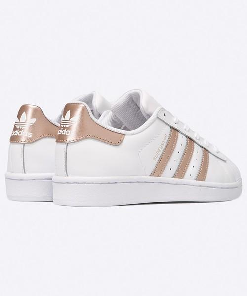 półbuty Adidas Originals adidas Originals Buty Superstar W BA8169