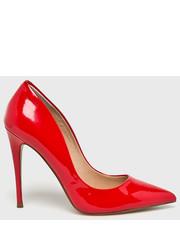Czerwone buty damskie kolekcja 2019 Butyk.pl