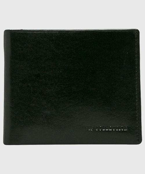 3ad4ac65f8850 Vip Collection - Portfel skórzany Milano MILANO.2.05.BLK, portfel ...
