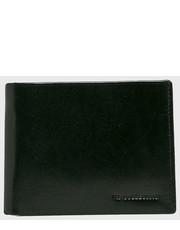 8984c1d62f396 Portfel Vip Collection- Portfel skórzany Milano MILANO.2.38.BLK -  Answear.com