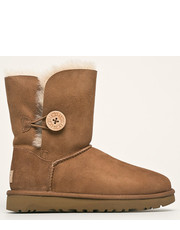 Botki - Śniegowce W Bailey Button II 1016226.CHESNUT - Answear.com Ugg