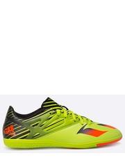 Półbuty męskie adidas Performance - Buty Messi 15.3 Indoor S74691 - Answear.com Adidas Performance