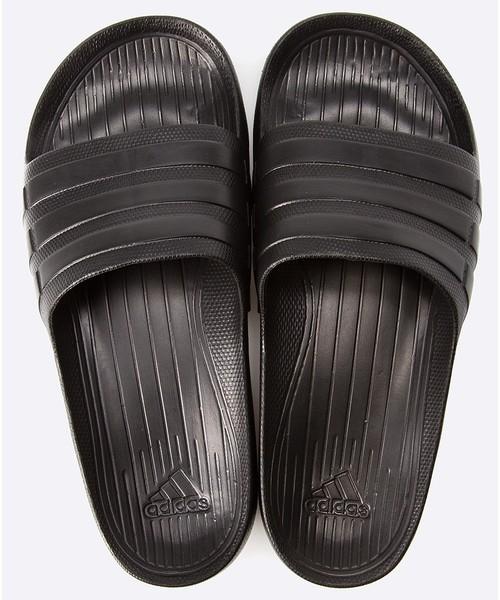 new concept 68a6e f9e3c Klapki męskie Adidas Performance adidas Performance - Klapki Duramo Slide  S77991