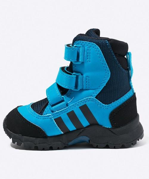 kozaki dziecięce Adidas Performance adidas Performance Buty dziecięce Cw Holtanna Snow Cf I CM7278