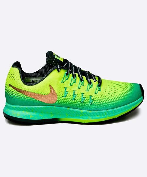 purchase cheap d4eba efcd0 sportowe buty dziecięce Nike Kids - Buty dziecięce Nike ZM Pegasus 33  Shield GS 859623.700