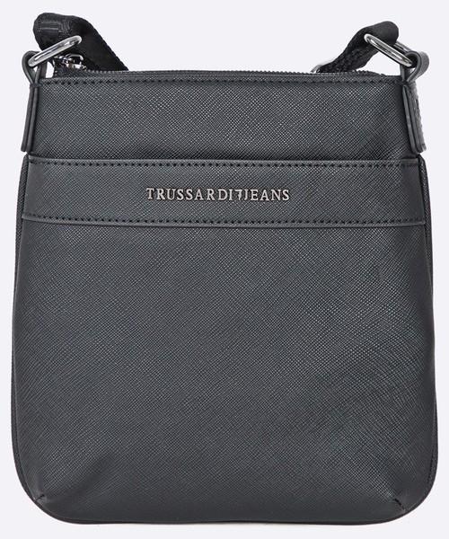 601faf1108432 torba męska Trussardi Jeans - Saszetka 71B00029.1Y000058.