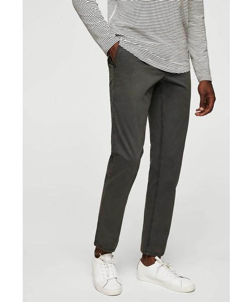 spodnie męskie Mango Man Spodnie Barna2 23050305