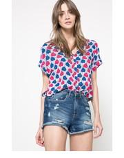 Koszula - Koszula DW0DW02281 - Answear.com Hilfiger Denim