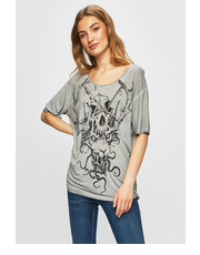 Top damski - Top by Piotr Bemben, Tattoo Konwent RS19.TSD957 - Answear.com Medicine