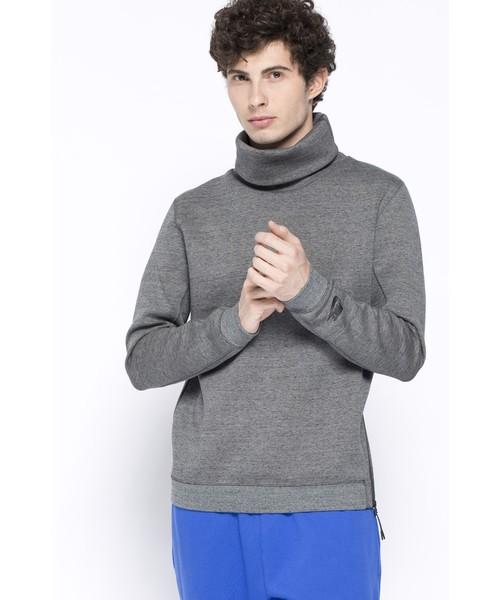 nowy przyjazd najlepszy wybór buty do biegania bluza męska Nike Sportswear - Bluza Nike Tech Fleece Funnel 679908.037