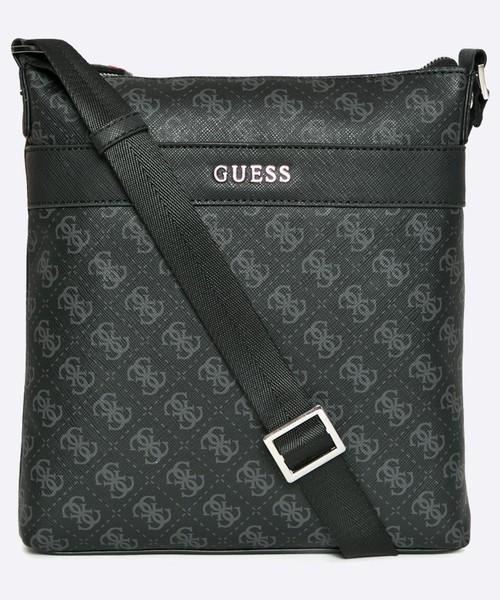 b3ce9662f245c torba męska Guess Jeans - Saszetka HM6211.POL74
