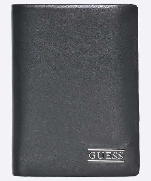 0f587b0d9296e portfel Guess Jeans - Portfel skórzany New Boston SM2423.LEA51