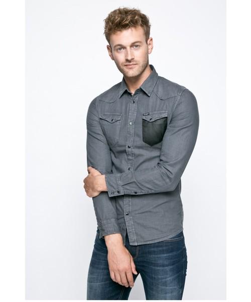 5012aca3332869 Guess Jeans - Koszula M73H04.D2O20, koszula męska - Butyk.pl