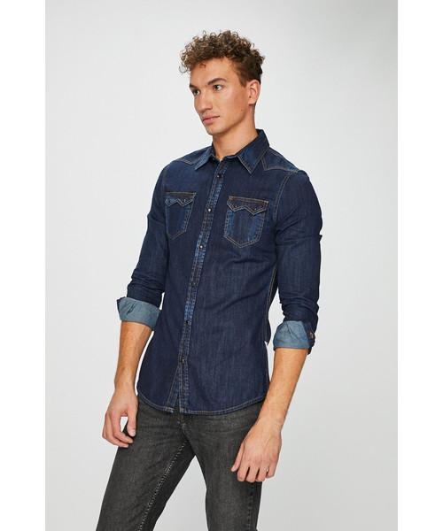 Guess Jeans Koszula Connor M84H01.D3CL0, koszula męska  QNC5D