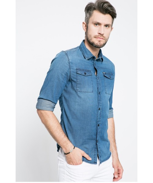 2f4d1ede9 Guess Jeans - Koszula M73H03.D2CV4, koszula męska - Butyk.pl