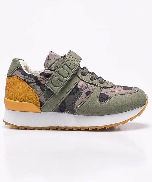 4500f323bd2c9 sportowe buty dziecięce Guess Jeans - Buty dziecięce FIRUD2.FAB12