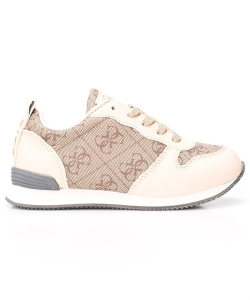 bfad883dd45fc sportowe buty dziecięce Guess Jeans - Buty dziecięce FIROM3.ELE12.BEI