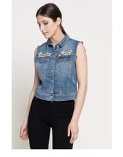 Kamizelka - Kamizelka W72N05.D2GK1 - Answear.com Guess Jeans