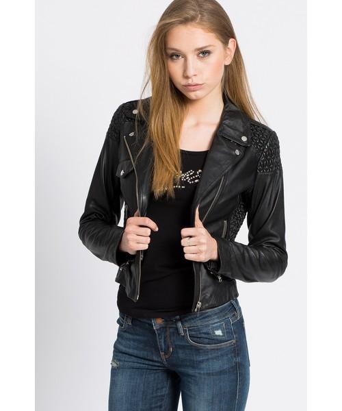 aaa884b20cfd8 kurtka Guess Jeans - Kurtka skórzana Sophia W62L09.L0GF0