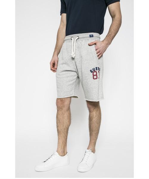 600bdf124f83c krótkie spodenki męskie Guess Jeans - Szorty U74Q05.FL00D